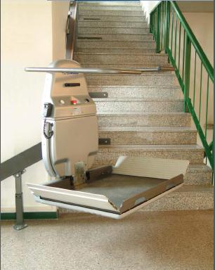 Monta scale per disabili a monza brianza e provincia for Montascale per disabili verona