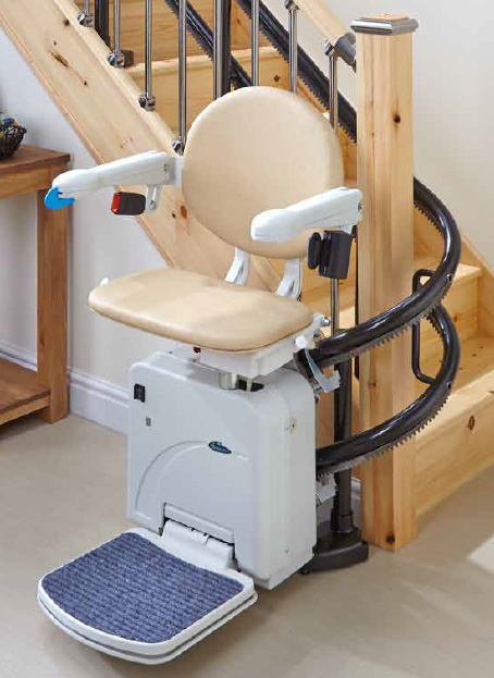 Montascale per portatori di Handicap